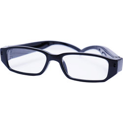 Mini Gadgets GLClear720FF Glasses with 720p Covert Camera