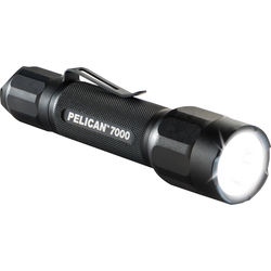 Pelican 7000 LED Flashlight v2 (Black)