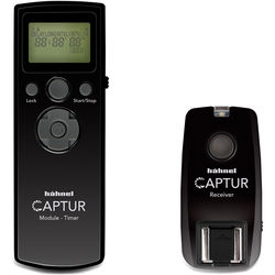 hahnel Captur Timer Kit for Olympus and Panasonic DSLR Cameras
