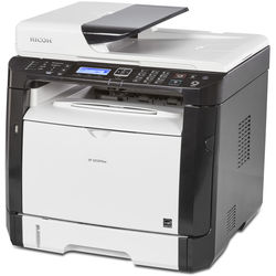 Ricoh SP 325SFNw All-in-One Monochrome Laser Printer