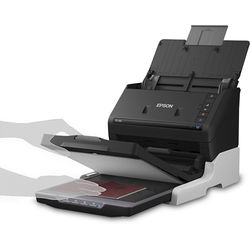 Epson Flatbed Scanner Dock for DS-530 and ES-400 Scanners