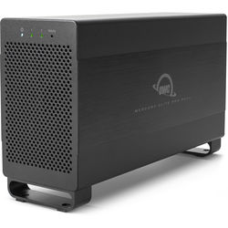 OWC / Other World Computing Mercury Elite Pro Dual 10TB 2-Bay Thunderbolt 2 RAID Array (2 x 5TB)