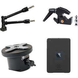 Tether Tools Rock Solid Master Connect Arm, Clamp & Case Kit for iPad mini 1/2/3