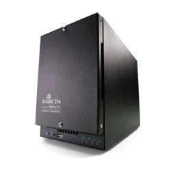 IoSafe 216 12TB 2-Bay NAS Server (2 x 6TB)