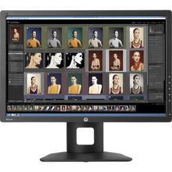 """HP Dreamcolor Z24X 24"""" LED Backlit IPS LCD Display (Black, Standard)"""