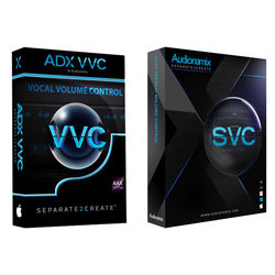 AUDIONAMIX ADX Plug-In Bundle (Download)