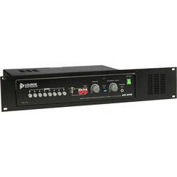 Louroe AP-8TB 8-Zone Audio Monitoring Base Station with Rack Mount