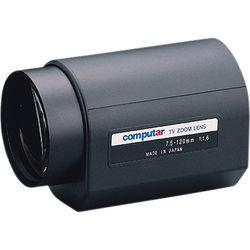 computar CMount 7.5 to 120mm 16x DC Auto-Iris Motorized Zoom IR Lens with Preset