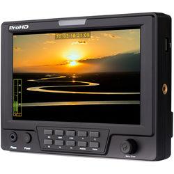 """JVC DT-X71HP ProHD 7"""" 3G-SDI/HDMI On-Camera LCD Monitor"""