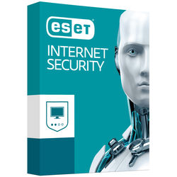 ESET Internet Security 2017 (1 User, 1-Year License, Download)