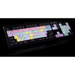 LogicKeyboard Astra Series Apple Final Cut Pro X Mac Backlit Keyboard (US)