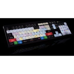 LogicKeyboard Astra Series Davinci Resolve 12 Mac Backlit Keyboard (US)