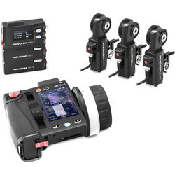 Movcam 3-Axis Wireless Lens Control System