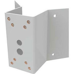 Panasonic Corner-Mount Adapter for PWM20G-Series Wall Mount and WV-Q122A Bracket (Beige)