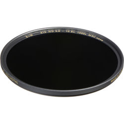 B+W 67mm XS-Pro MRC-Nano 810 Solid Neutral Density 3.0 Filter (10-Stop)