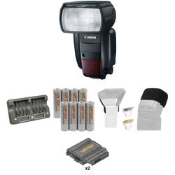 Canon Speedlite 600EX II-RT Essential Portrait Kit