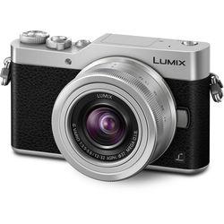 Panasonic Lumix DC-GX850 Micro Four Thirds Mirrorless Camera with 12-32mm Lens (Silver)