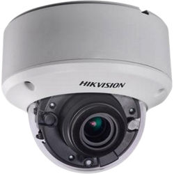 Hikvision DS-2CE56F7T-AVPIT3Z 3MP Outdoor HD-TVI Dome Camera with 2.8-12mm Lens & Night Vision