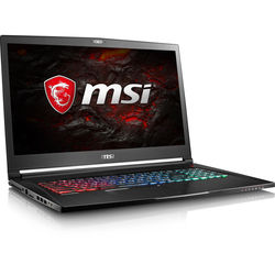 "MSI 17.3"" GS73VR Stealth Pro 4K Notebook"
