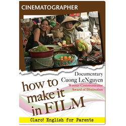 First Light Video DVD: Cinematographer - Documentary, Comedy & News Cuong LeNguyen