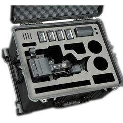 Jason Cases Hard Travel Case for Canon C300 Mark II Camera Kit & LCD Screen