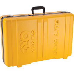 Kino Flo Clamshell Case for Diva 20 Fixture and Accessories (Yellow)