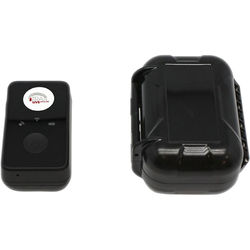 KJB Security Products GPS932 iTrail Solo Worldwide GPS Tracking Device with Magnetic Case
