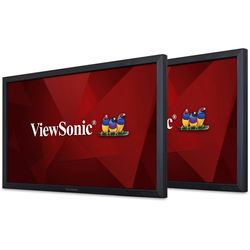 """ViewSonic VG2249_H2 22"""" 16:9 SuperClear LCD Monitor (2-Pack, Without Stands)"""