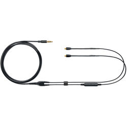 Shure RMCE Remote & Microphone Cable for SE Earphones