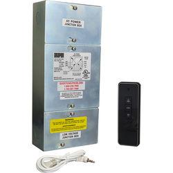 Draper LVC-IV/IRT Kit with LVC-IV Control Module, IR Transmitter, and IR Receiver (110V)