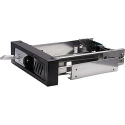 """Kingwin 3.5"""" Internal Trayless Hotswap Rack for PC 5.25"""" Front Bay Tray"""