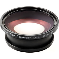 Zunow Compact Wide 0.8x Conversion Lens for Cameras with 82, 77, or 72mm Front Thread