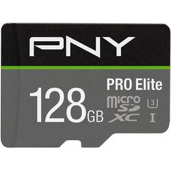 PNY Technologies 128GB Pro Elite microSDXC Memory Card (U3)