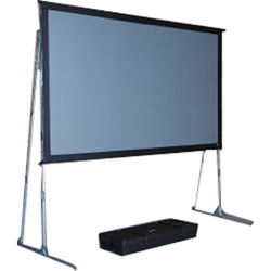 "The Screen Works 6'9"" x 12' Net Area 2-Vu Complete Screen"