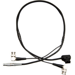 "Zacuto Power & Video Cable (30"")"