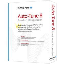 Antares Audio Technologies Auto-Tune Vocal Studio Native - Auto-Tune 8 + AVOX 4 Vocal Toolkit (Download)