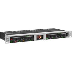 Behringer ULTRAGAIN PRO MIC2200 2-Channel Tube Microphone Preamplifier/Line Driver/DI Box