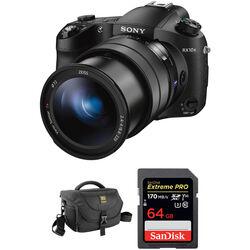 Sony Cyber-shot DSC-RX10 III Digital Camera with Free Accessory Kit