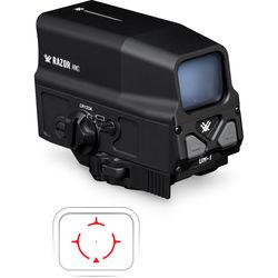 Vortex Razor AMG UH-1 Holographic Sight (1 MOA Red Dot Reticle, Matte Black)