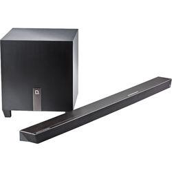 Definitive Technology W Studio Micro 146W 3.1-Channel Soundbar System