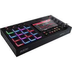 Akai Professional MPC Live - Standalone Music Production Center with Sampler and Sequencer