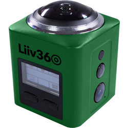 Liiv360 Action Camera (Green)
