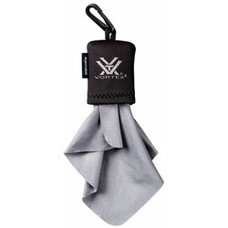 Vortex Spudz Microfiber Cleaning Cloth (Gray)