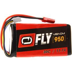 Venom Group Fly 30C 3S 950mAh 11.1V LiPo Battery with JST Plug