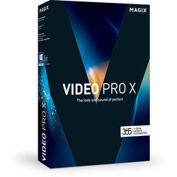 MAGIX Entertainment Video Pro X (Download)