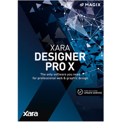 MAGIX Entertainment Xara Designer Pro X (Academic, Download)