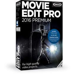 MAGIX Entertainment Movie Edit Pro Premium (Box)