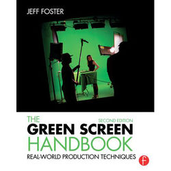 Focal Press Book: The Green Screen Handbook: Real-World Production Techniques (2nd Edition, Hardcover)