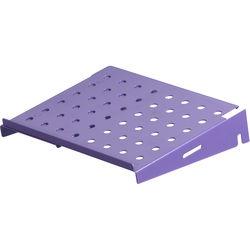 Odyssey Innovative Designs Designer DJ-Series L Stand Tray (Purple)
