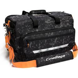 CineBags CB-40 High Roller Camera Bag (Tactical Camo)
